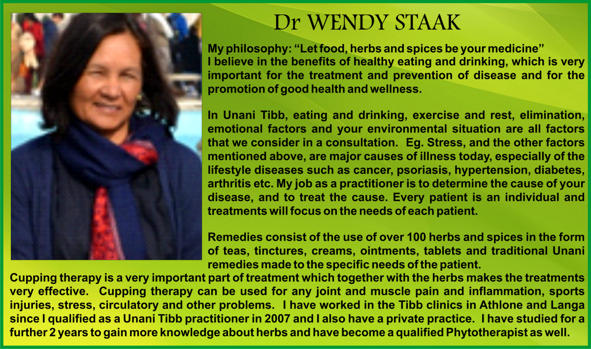 Dr Wendy Staak